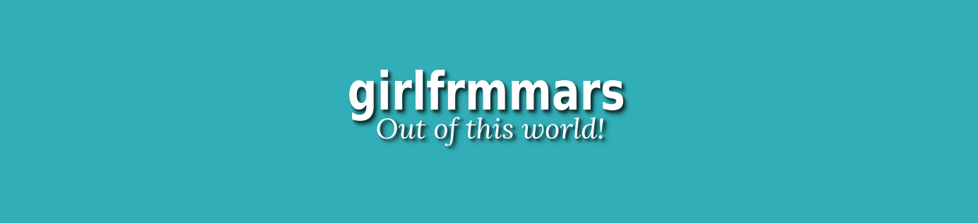 GirlFrmMars