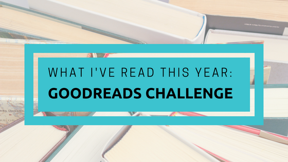 What I've Read This Year